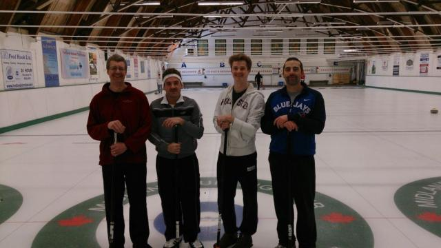 Unifor Local 673 Curling Team